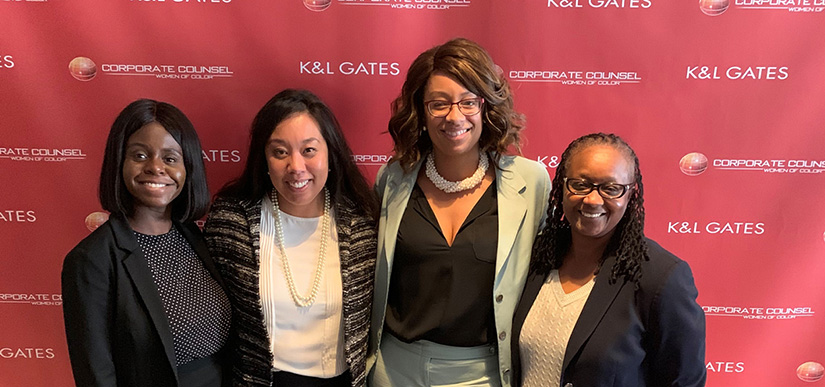 McGuireWoods lawyers at Corporate Counsel Women of Color
