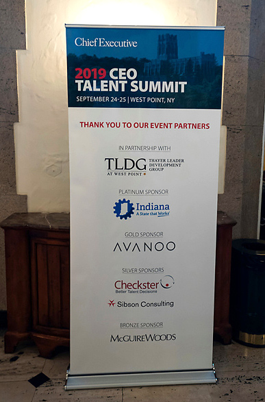 CEO Talent Summit